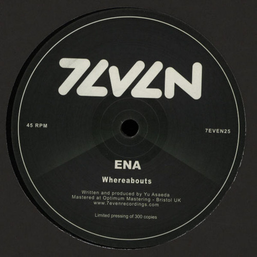 ENA - Whereabouts (7EVEN25 clip)