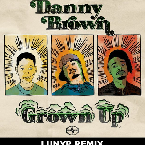 Danny Brown - Grown Up (LunyP Remix)