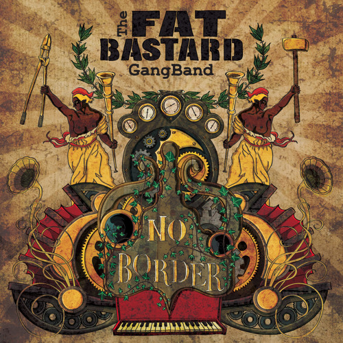 NO BORDER - 06 - Melody Madness part I