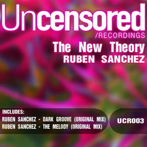 Ruben Sanchez - The Melody (Original Mix) Out Now!!