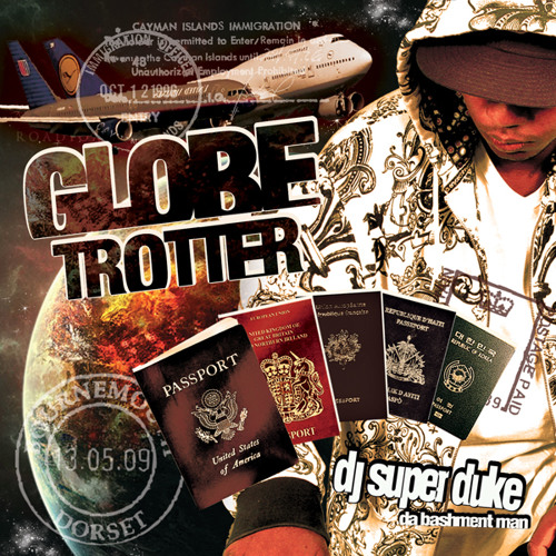 DJ Super Duke - Globe Trotter MixCD 2010
