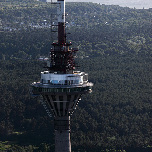Music for Tallinn TV Tower (lift up) (2012)