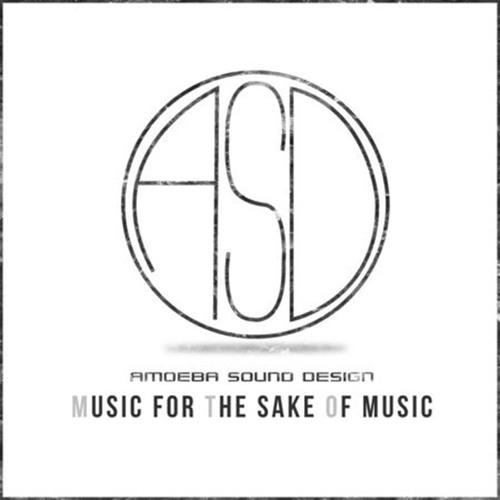 EVDLP008 - Amoeba Sound Design - Music For The Sake Of Music