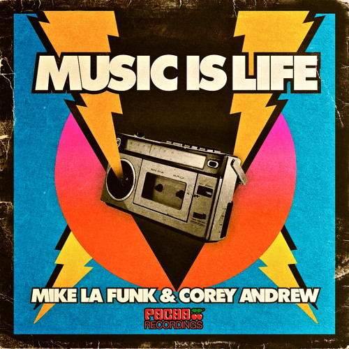 Mike La Funk Ft. Corey Andrew -Music is Life (Peter Brown Classic Mix ) Pacha Recordings