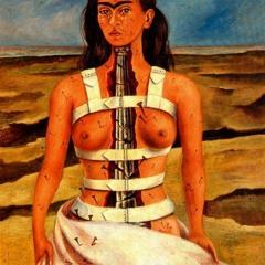 Sons d'image_Frida Kahlo The Bride Frightened