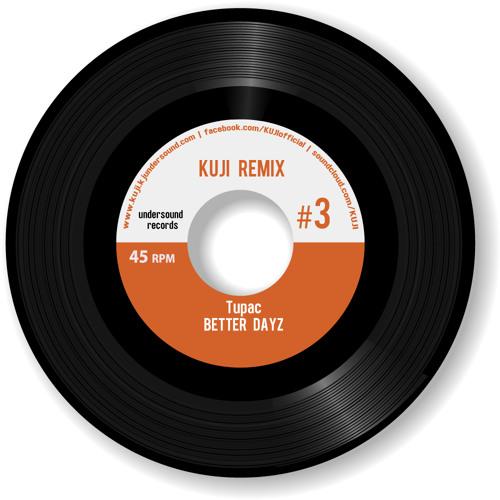 3.Tupac - Better Dayz | KUJI remix FREE DL