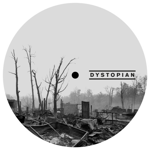 Rødhåd - Blindness EP (Dystopian002)