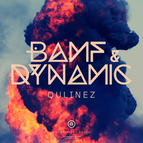 Qulinez 'Bamf & Dynamic' Official Clip - Out Now @ Beatport