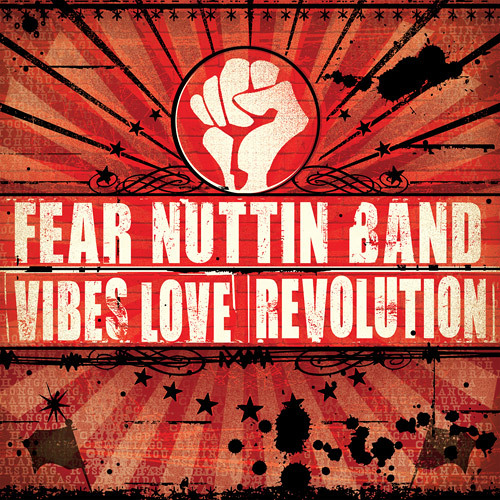Fear Nuttin Band - Think For Yourself feat. Stephen Newland from Rootz Underground
