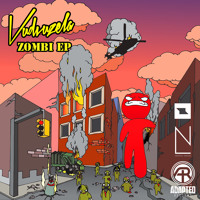 Vudvuzela - Zombi EP 2012 (Preview) 28/11 on Adapted Records
