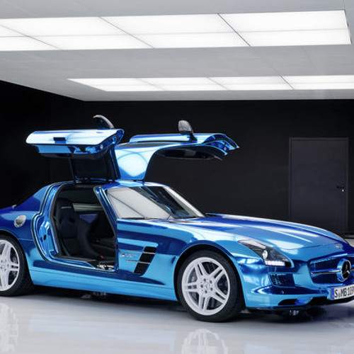 AMG Electric Drive Soundtrack