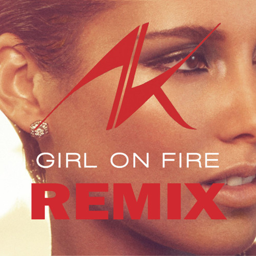 Alicia Keys - Girl On Fire (Fry Ups UK Garage Remix)