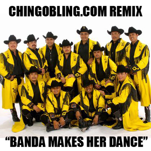 Chingo Bling - Banda Makes Her Dance (Cancun Shawty EP pt 2)
