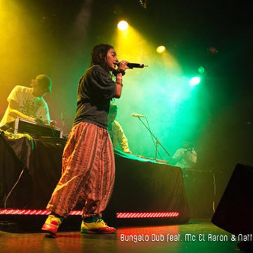 Seguir a Jah , Natty Fyah y Bungalo Dub (México 2010)
