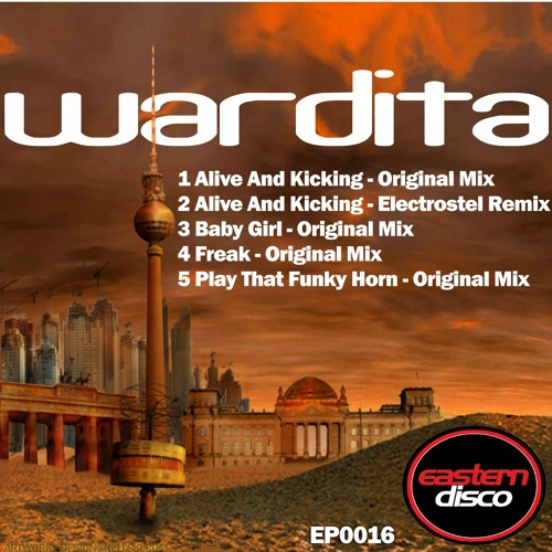 WARDITA - Back Catalogue - Eastern Disco  EP 0016 ** SOUNDCLOUD EDIT