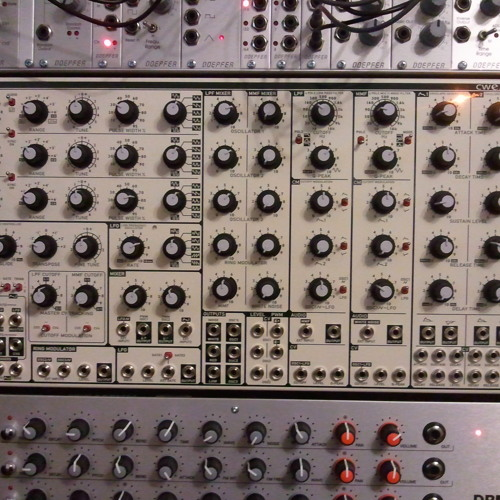 Analogue synth fest