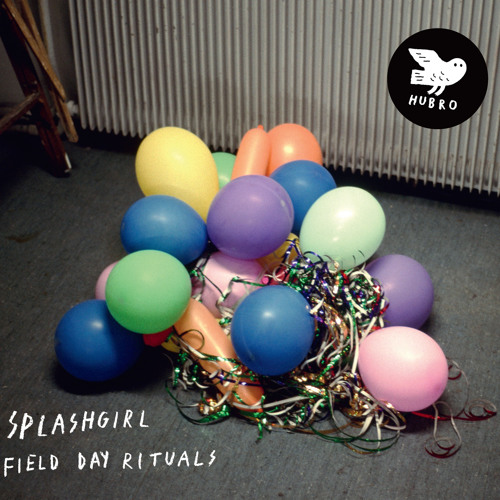 HUBROCD2520 Splashgirl: Field Day Rituals - Dulcimer