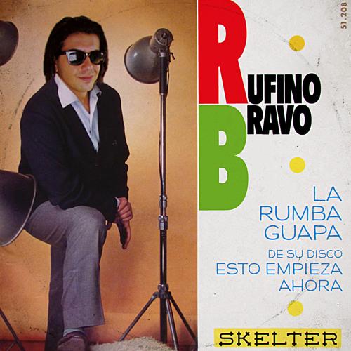 "Rufino ""La RUMBA GUAPA"" 6th Single"