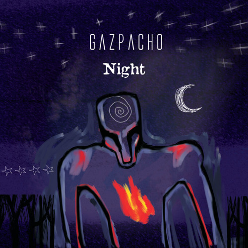 Gazpacho - Upside Down (from Night reissue bonus disc)