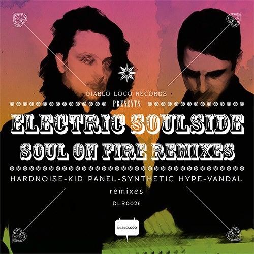 Electric Soulside - Soul On Fire (Kid Panel Rmx) /No.15 at Beatport TOP 100 Breaks/