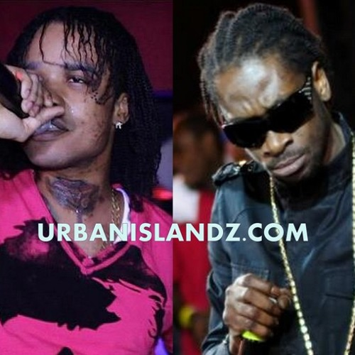 Tommy Lee - Step Middle Day (Bounty Killer Diss) Nov 2012