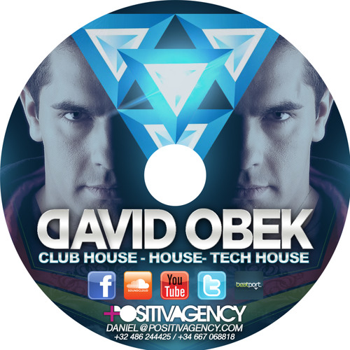 DAVID OBEK Live at CHANDELIER MOTEL (Milan) - Winter 2K12 ·Sesion 43·