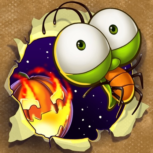 JumpOut! Holidays. Halloween Theme 2012 With Ambient [Puzzle, Arcade iOS Game]