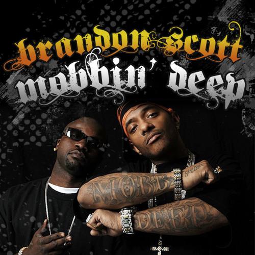 Brandon Scott - Mobbin Deep - Clip