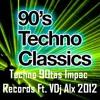 Techno 90tas Impac Records Ft. VDj Alx mp3