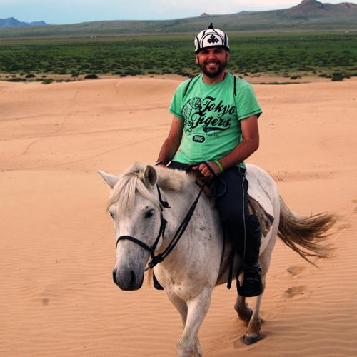 TROTAMUNDOS 5 NOV 2012 - MONGOLIA