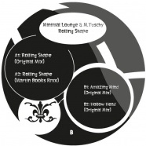 Minimal Lounge & M.Tuschy - Rolling Shape EP (M.M.A.D)