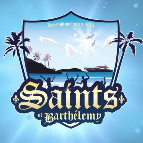 Axel Morris feat Alva - Saints of Barthélemy 2013