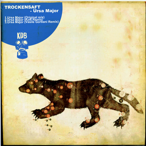 TrockenSaft - Ursa Major (Original Mix) [KDB020D]