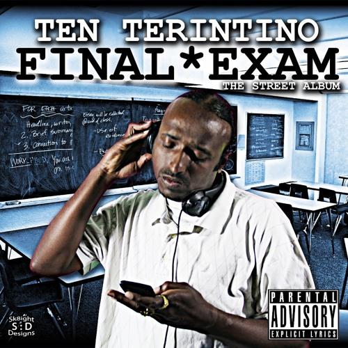03 STAY FRESH - TEN TERINTINO feat. 8ight Tha Sk8 & Missez Ten
