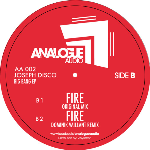 AA002 - B2 - Joseph Disco - Fire (Dominik Vaillant Remix)