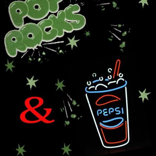 Pop Rocks -n- Pepsi