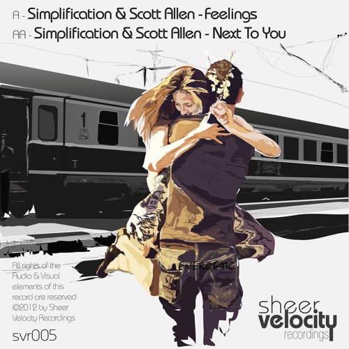 Scott Allen & Simplification-Next To You (Forthcoming on Sheer Velocity Recordings)