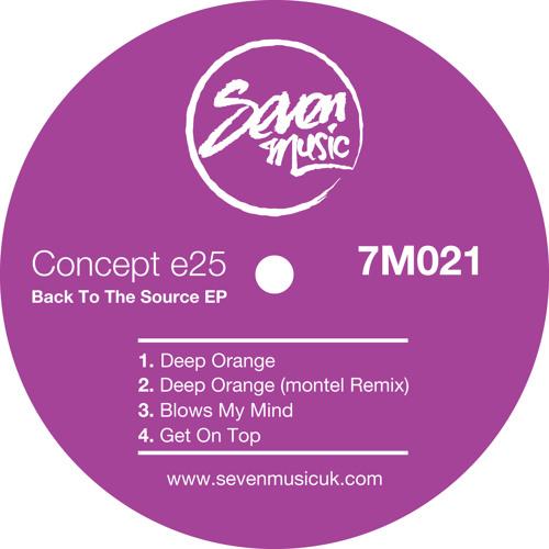 Concept e25 - Deep Orange