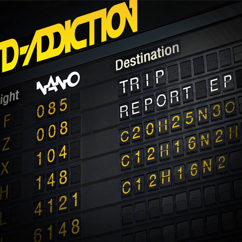 D-Addiction & Zen Mechanics - Trip Report 2014 Mix (Free Download)!!!