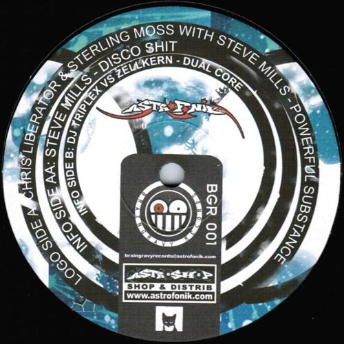 DJ Triplex Vs. Zellkern - Dual-Core (Original Mix) -> OUT NOW ON Braingravy Records 1