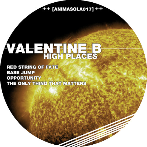 Valentine B - The Only Thing That Matters PREVIEW [Animasola]