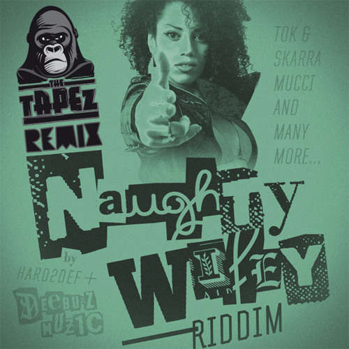 Cutty Ranks - Pon Pause (The tAPEz Dancehall remix) [Naughty Wife Remix Contest]