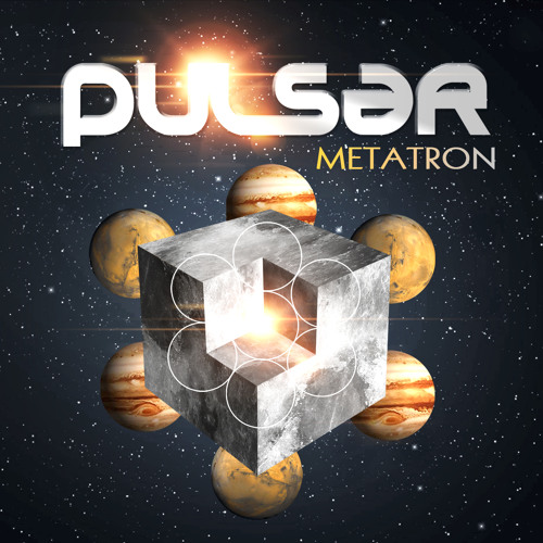 Pulsar & LunaRave - Metatron (Unmastered Version)