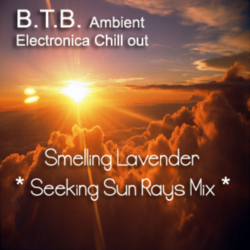 B.T.B. Ambient Electronica Chill Out ~ Smelling Lavender * Seeking Sun Rays Mix  *<> FREE DL.
