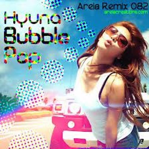 HyunA - Bubble Pop [Live]