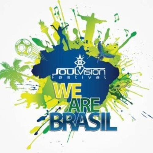 Maikon M - Soulvision Festival 2013 (Mainfloor)