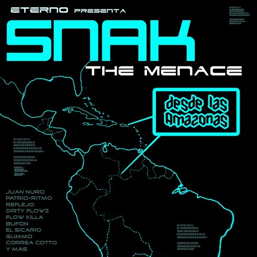 13. Kuma Snak on the track  ( prod by.snak )