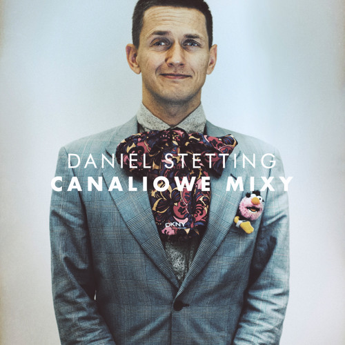 Daniel Stetting - Promo mix @ Canalia Night 15. with Deetron (10.11.2012)