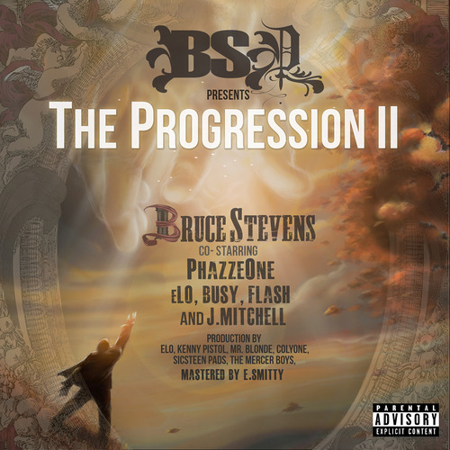 11 - Bruce Stevens - The Progression II - 11 Skippin Work