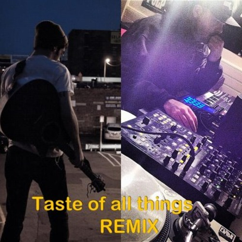 The Taste of all things Remix Feat Leo Lydon